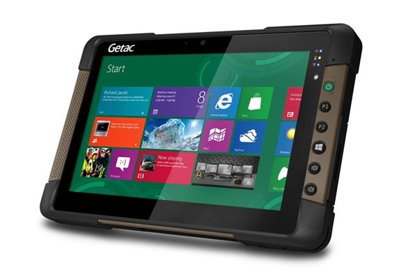 "GETAC T800 8"" Windows Endüstriyel Tablet PC"